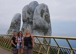 Experience GOLDEN BRIDGE,BA NA HILLvia CABLE CAR from HOTEL in HUE city(private)