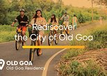 B:Live E-bike tours - Rediscover the City of Old Goa