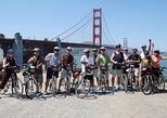 Guided Bicycle Tour: Golden Gate Bridge Twilight Tour