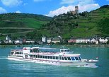KD Rhine Pass desde Maguncia. Mainz, ALEMANIA