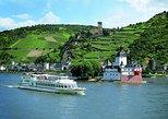 Pase para recorrido en barco por 20 castillo en el río Rin. Mainz, ALEMANIA