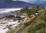 Alaska Railroad Anchorage to Seward Round-Trip Same Day Return