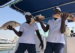 Dubai deep sea fishing with swimming