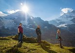 Jungfraujoch Top of Europe with Eiger Walk Day Tour from Grindelwald