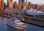 Chicago Odyssey Fireworks Dinner Cruise