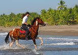 Beach Horseback Riding Adventure near Jaco