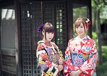 Kimono Rental in Kurashiki, Okayama
