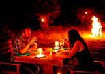 BBQ Dinner in the jungles of Yala
