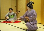 Authentic Geisha Performance and Entertainment including a Kaiseki Course Dinner