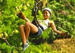 Los Suenos Canopy Adventure from Jaco
