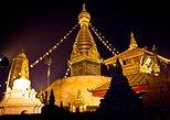 Asia - Nepal: Private halbtägige Tour zum Durbar-Platz in Kathmandu und zum Swayambhunath-Tempel