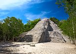 Coba, Tulum, and Cenote Tour from Playa del Carmen