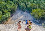 Discover Tulum and 3 more places Coba, Cenote and Playa del Carmen for one price