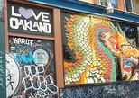 Mission and Haight-Ashbury Street Art Walk and Thrift Store Shopping with Local