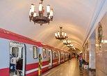 St Petersburg Subway tour Underground palaces