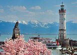 Private Sightseeing Tour 1,5 hours Lindau Island Lake Constance