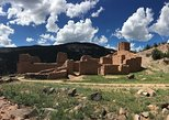 New Mexico: Jemez Pueblo, Soda Dam & Falls: A Photographer's Landscape Dream
