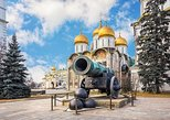 3 Hour Kremlin Tour with Local Private Guide (Pick Up included)
