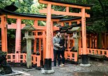 30 Minute Private Vacation Photography Session with Local Photographer in Kyoto