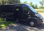 11 Passenger Executive Van: New Orleans Airport or Hotel Transfer
