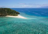 Scenic Helicopter Flight Over the Fiji Islands