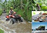Full-Day Tour: Quad Bike Monkey Tanah Lot