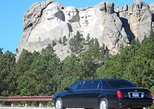Private six door limousine tours of Mt Rushmore or Badlands or Devils Tower