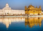 Private Full-Day City Tour of Amritsar visit Golden Temple with Wagah Border