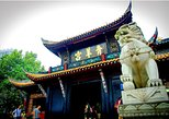 4-Hour Private Chengdu City Walking Tour with Tea Tasting