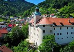 Idrija Half Day Excursion: UNESCO Town including Castle and Mine Tour from Ljubljana