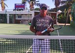 St Martin/St Maarten Private Tennis Lesson