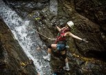 Waterfall Rappelling, Zipline and Trek Adventure from Jaco