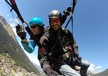 Tandem Paragliding Flight in Klosters