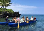 Guided Outrigger Canoe Tour in Kealakekua Bay