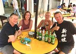 Singapore Beer Tasting at Street Hawker Markets Including Hotel Transfer