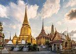 Royal Grand Palace and Bangkok Temples - Half Day Tour