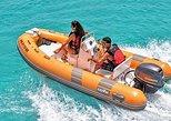 2 Passenger Mini Boat Snorkel Safari