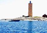 Helsinki Archipelago High-speed Boat Cruise afternoon tour