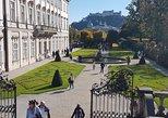 Guided Walking tour in Salzburg
