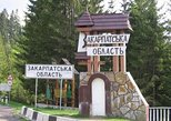 Day Trip to Zakarpattia Region from Yaremche including Yablonitsky Pass and Rakhiv and Solotvino