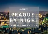 4 hours Prague by Night Private Tour by car