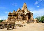 Khajuraho Full-Day City Tour visit Kamasurta Temples and Handicrafts