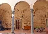 Tuscan Castle and Ancient Cellars Visit with Wine Tasting Experience near Florence