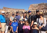 Colosseum Tour Express for Kids & Families in Rome with local guide Alessandra