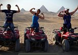 1-Hour Quad Bike at Giza Pyramids