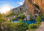 Herzegovina Experiance! Visit Blagaj Tekke, Old City Pocitelj, Waterfall Kravice