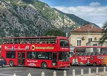 Hop on - Hop off Kotor Sightseeing tour