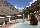 Cajon del Maipo and Embalse el yeso - PLUS - With HotSprings Termas Colinas