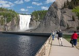 Quebec City Shore Excursion: Half-Day Tour to Montmorency Falls and Ste-Anne-de-Beaupré