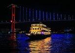 Istanbul Arabic 1001 Nights Luxury Bosphorus Dinner Cruise ( Non Alcoholic )